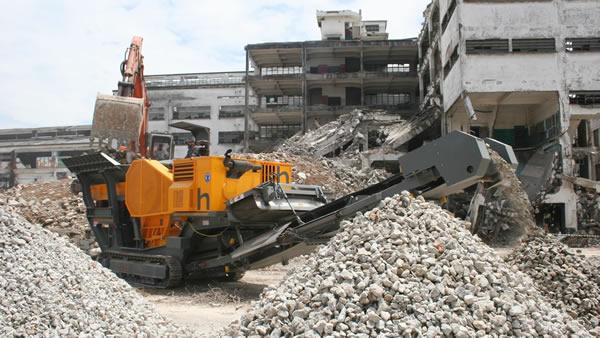 Serviço de Demolição de concreto armado em Salvador