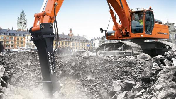 Demolição de edificações